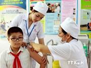 越南北部逾3百万名儿童接种麻疹风疹联合减毒活疫苗
