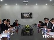 第七次越俄外交、国防安全年度战略对话在胡志明市举行