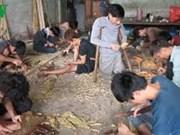 越南努力帮助残疾人创造可持续就业