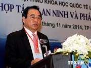 第六次东海问题国际科学研讨会:影响东海问题的主要因素