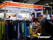 越南多家纺织企业参加澳大利亚服装、家居及纺织品展