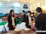 越南大米企业代表赴柬参加第六届世界大米贸易会议