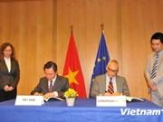 越南与欧盟签署《全面合作伙伴框架协议》议定书