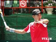第七届全国运动会网球竞赛在河内举行