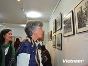 """""""第一次世界大战中的越南人""""图片展在法国开展"""