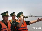 """""""助力远洋渔船""""文艺交流晚会在河内举行"""