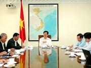 越南政府总理阮晋勇赴得乐省调研