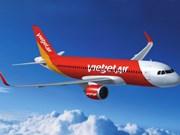 越捷航空即将开设越南-俄罗斯新直达航线