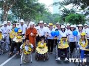 越南即将承办2014年亚太地区身心障碍者论坛会议