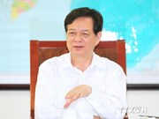 越南政府总理阮晋勇赴老出席柬老越发展三角区第八届峰会