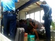 菲律宾法院以非法盗猎等罪名对9名中国渔民作出宣判