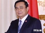 泰国总理对越进行正式访问:继续推动越泰战略伙伴关系更上一层楼