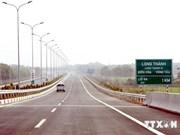 越南胡志明市-龙城-油椰高速公路力争在2015年春节前实现全线通车