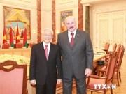 白俄罗斯国家通讯社称赞越白关系有良好传统