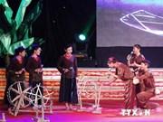 越南宜静威任民歌正式列入人类非物质文化遗产代表作名录
