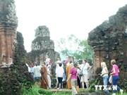 越南接待游客量持续增长