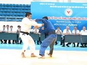 2014年第七届越南全国体育大会:柔道比赛正式开赛
