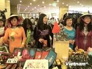 越南参加俄罗斯《2014年IWC冬季慈善展销会》