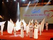 越南日益重视丰富残疾人的精神文化生活
