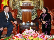 越南与蒙古加强审计领域合作