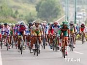 """""""2014穿越越南""""国防杯自行车锦标赛正式开赛"""