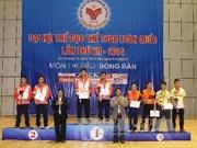 2014年第七届越南全国体育大会:乒乓球比赛闭幕