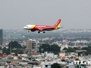 越捷航空公司推出9000越盾起的特价机票优惠活动