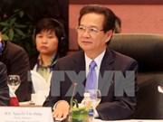 越南政府总理阮晋勇出席2014年越南发展伙伴论坛