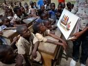 东盟与联合国儿童基金会签署合作框架协议