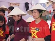 越南参加印度国际慈善义卖活动