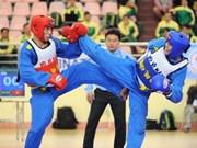 2014年越南全国体育大会:胡志明市越武道队夺冠