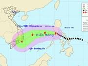 """越南中央防洪抗暴委员会要求各省采取有力措施积极应对台风""""黑格比"""""""