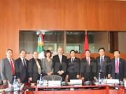 越南国会对外委代表团访问墨西哥和哥伦比亚