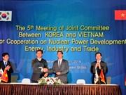 越韩政府间联合委员会第5次会议圆满落幕