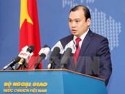 越南外交部发言人:越南有充分的法律依据和法律基础证明越南对黄沙和长沙两个群岛拥有主权