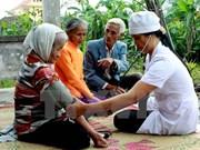 越南国会在保护和促进人权起着重要作用