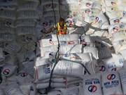 菲律宾政府拟2015年进口60万吨大米