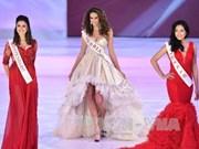越南佳丽跻身2014年世界小姐前25名的名单