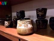 芒族陶瓷展为越南陶瓷艺术产业开辟新局面