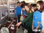 2014年越北展销会展出越南军队企业发展成就