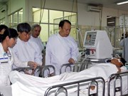 越南胡志明市大水镬医院成功治疗众多外国病人