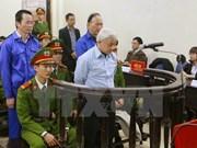 越南河内市最高人民法院维持原判阮德坚被判30年监禁