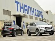越南原装汽车进口量继续保持猛增趋势
