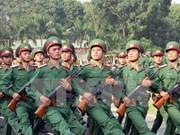 """越南坚决抵制""""军队非政治化""""的错误观点"""