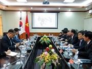 韩国KMW株式会社赴越南河南省考察投资环境
