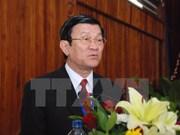 越南国家主席张晋创即将对柬埔寨进行国事访问