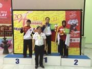 第17届东南亚大学生运动会:越南队继续摘下3枚金牌