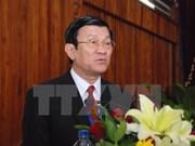 越南国家主席张晋创访柬:进一步深化越柬传统友好合作关系