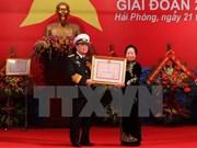 越南海军军种努力维护祖国海洋岛屿和平稳定环境