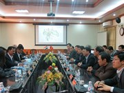 印度塔塔集团赴越南河南省考察投资建设泰坦手表制造厂